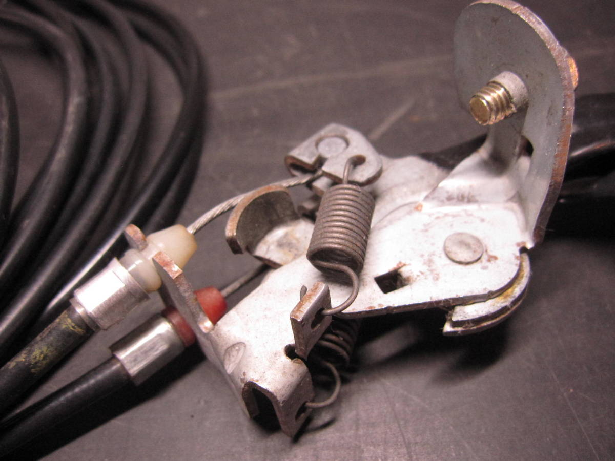 [Image: AEU86 AE86 - Trunk and fuel door cable]