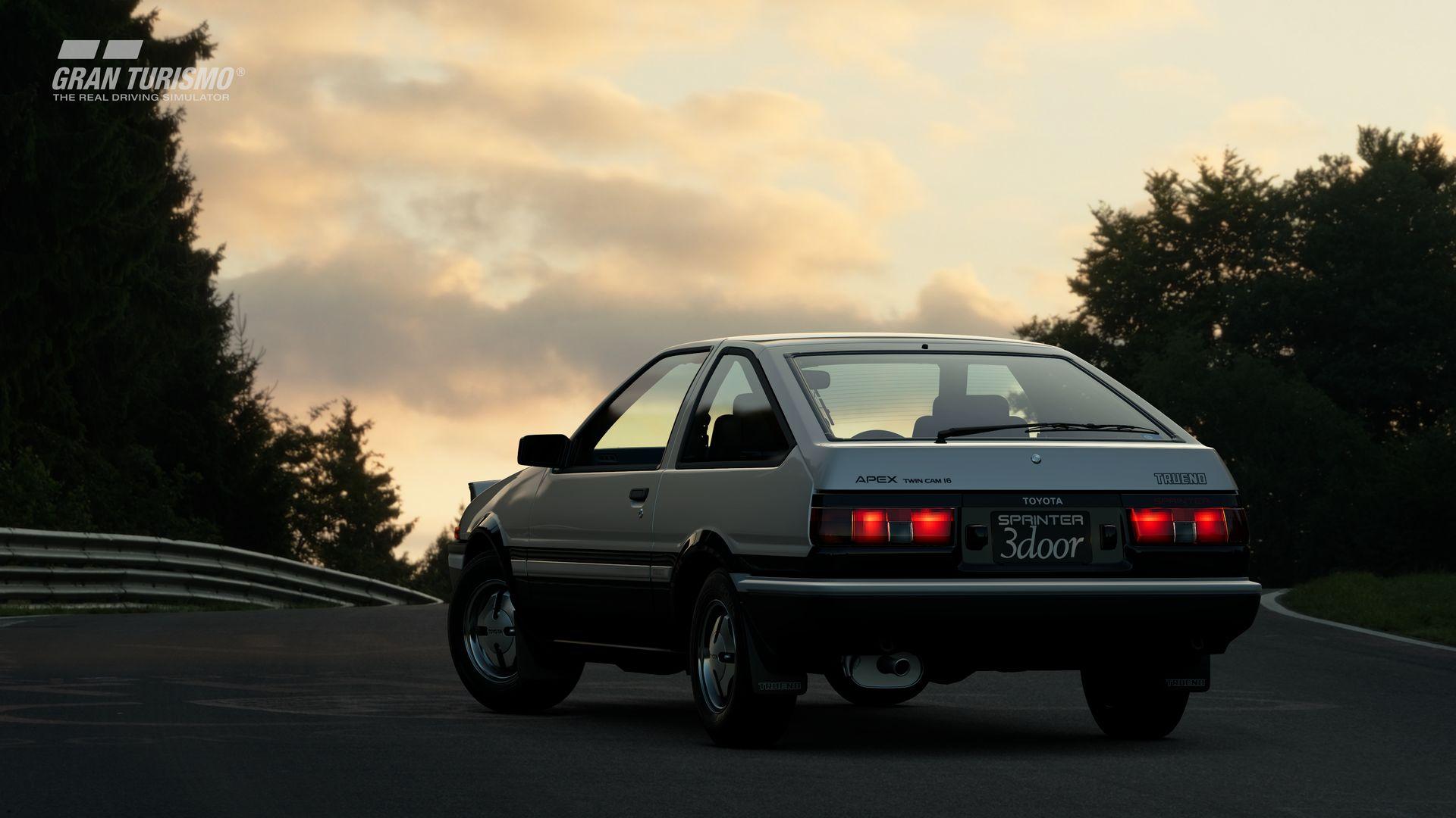 [Image: AEU86 AE86 - Sprinter Trueno AE86 added ...ismo Sport]
