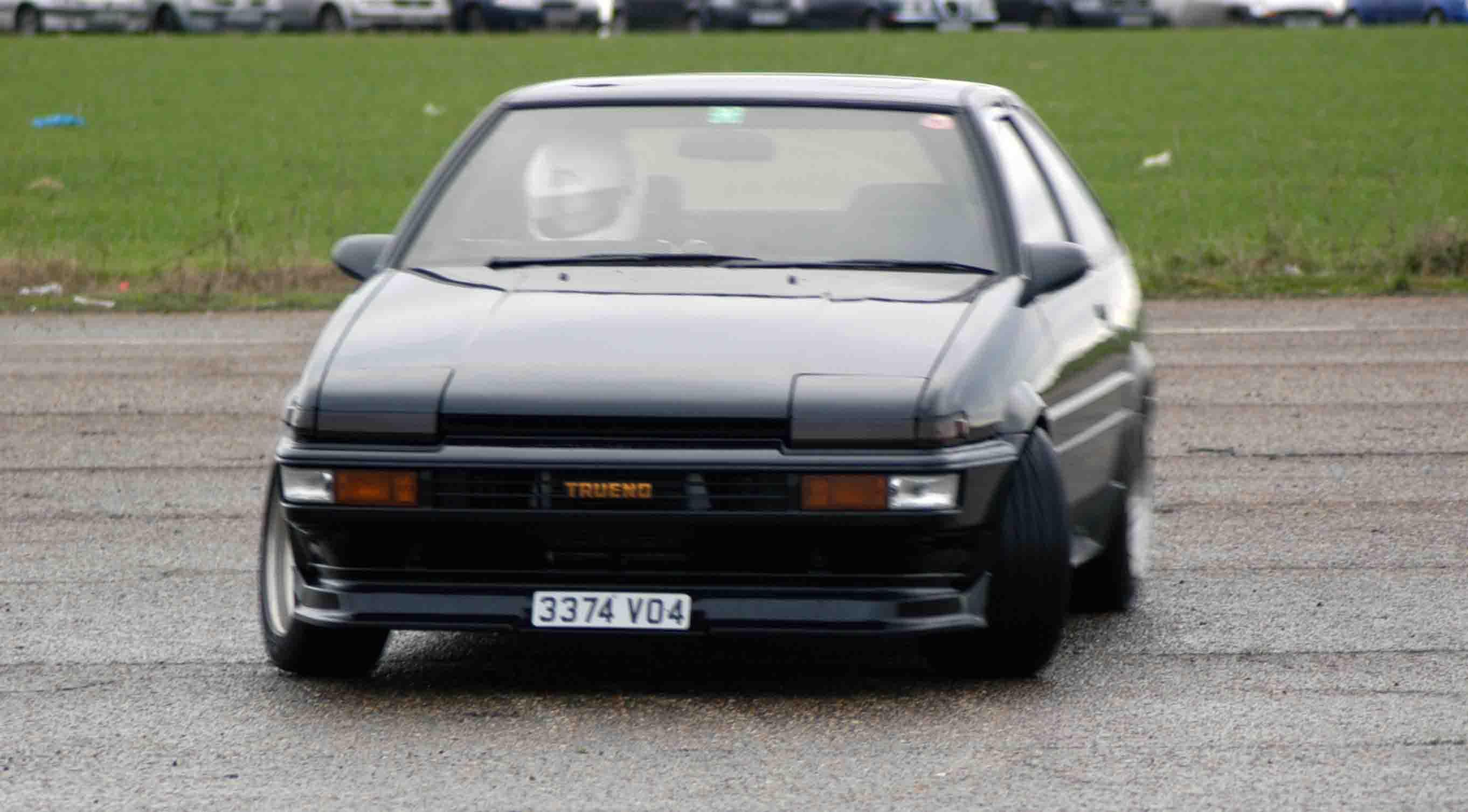 [Image: AEU86 AE86 - Toyota revives Black Limited 86]