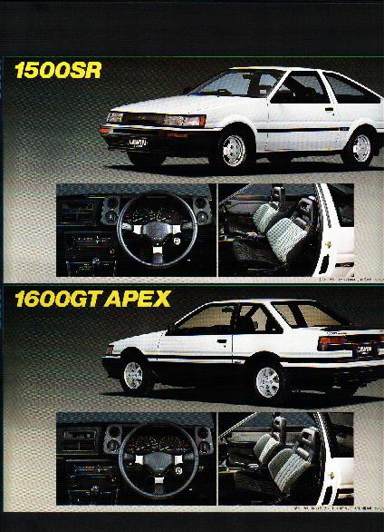 [Image: AEU86 AE86 - Project **4JAMEZ**, Toyota ... Sprinter.]