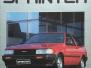 Australian AE86 brochure - Early type