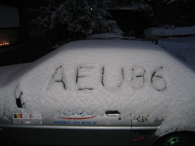 Merry Christmas AEU86