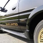 Sprinter Trueno AE86 Black Limited