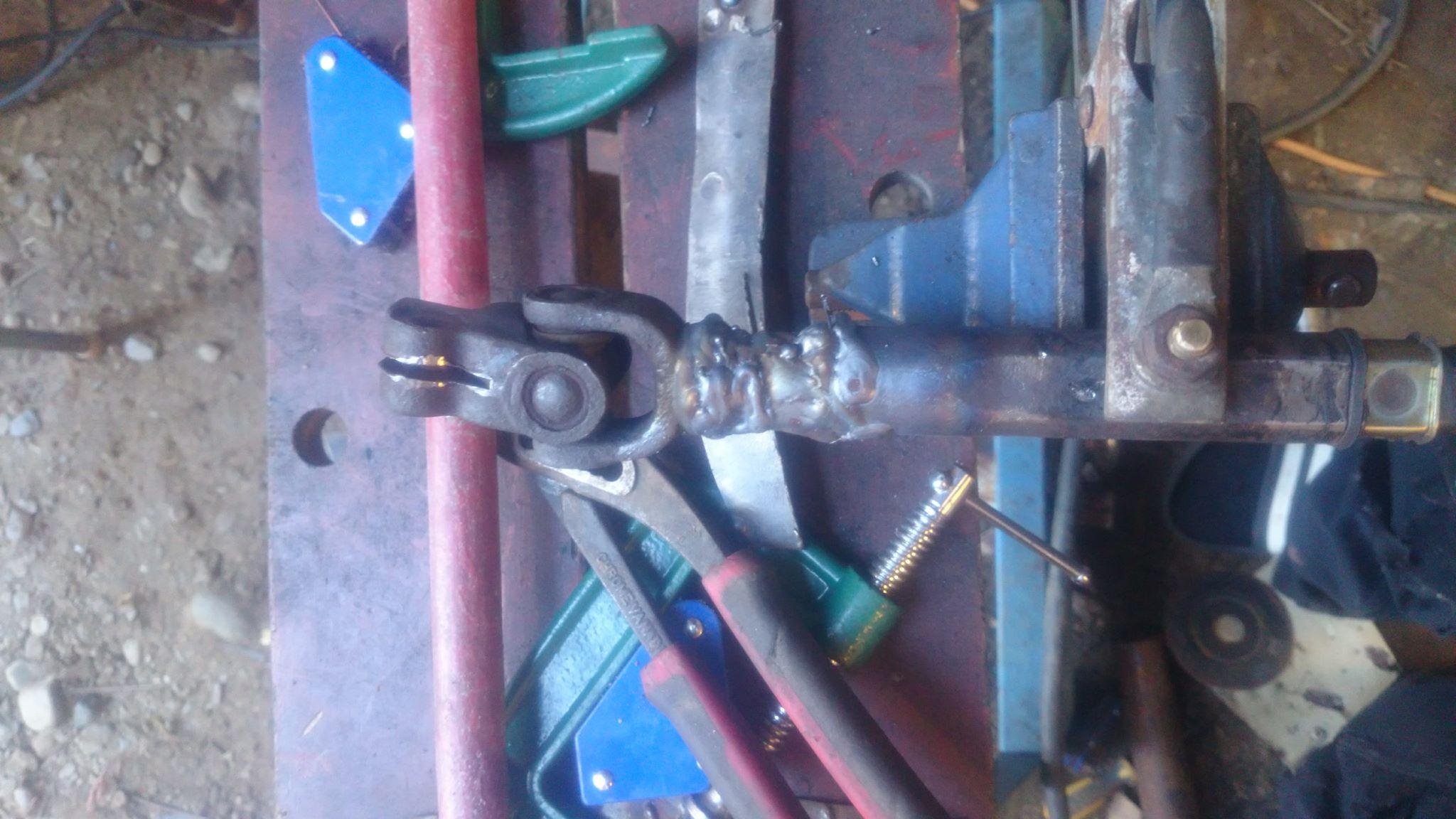 [Image: AEU86 AE86 - DIY: Hopeless project.]