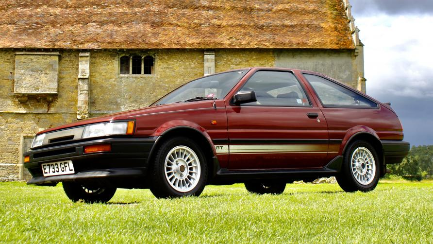 One owner UK Corolla AE86: will it end up in Ireland?